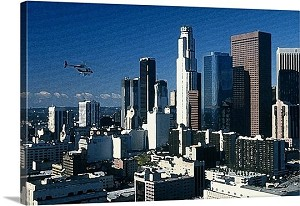 Los Angeles, California Panorama Picture