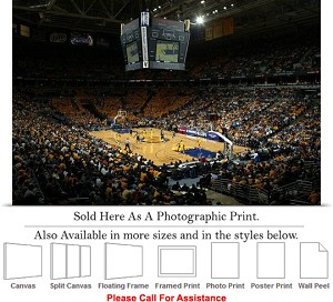 "Marquette University at Bradley Center Basketball Photo Print 24"" x 16"""