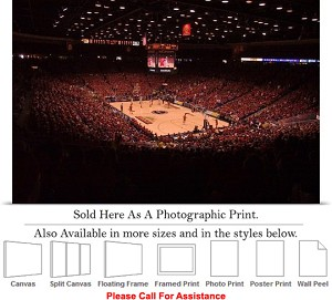 "University of Arizona Campus at the McKale Center Photo Print 24"" x 16"""