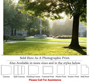"University of Central College Missouri The Quad Photo Print 24"" x 16"""