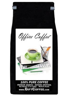 Office Gift Coffee, 12 Ounce Bag of Gourmet Coffee