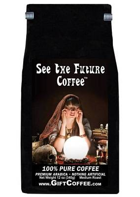 See The Future Gift Coffee, 12 Ounce Bag of Gourmet Coffee