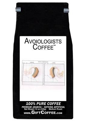 Avoiologists Gift Coffee, 12 Ounce Bag of Gourmet Coffee