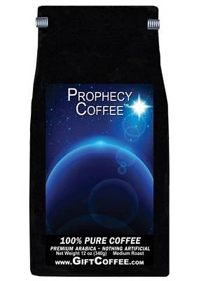 Prophecy Gift Coffee, 12 Ounce Bag of Gourmet Coffee