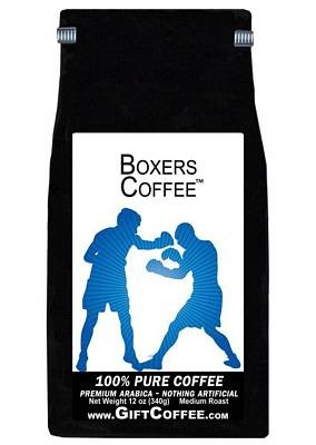 Boxers Gift Coffee, 12 Ounce Bag of Gourmet Coffee