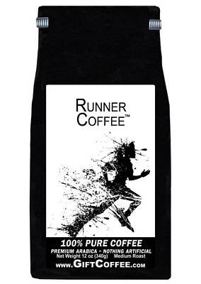 Runner Gift Coffee, 12 Ounce Bag of Gourmet Coffee