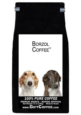 Borzol Gift Coffee, 12 Ounce Bag of Gourmet Coffee