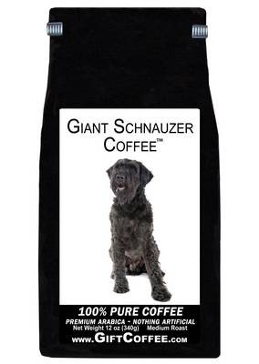 Giant Schnauzer Gift Coffee, 12 Ounce Bag of Gourmet Coffee