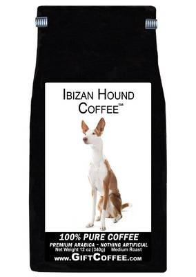 Ibizan Hound Gift Coffee, 12 Ounce Bag of Gourmet Coffee