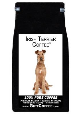 Irish Terrier Gift Coffee, 12 Ounce Bag of Gourmet Coffee