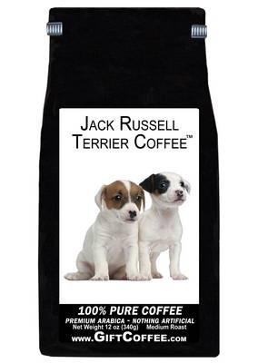 Jack Russell Terrier Gift Coffee, 12 Ounce Bag of Gourmet Coffee