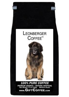 Leonberger Gift Coffee, 12 Ounce Bag of Gourmet Coffee