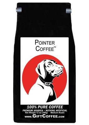 Pointer Gift Coffee, 12 Ounce Bag of Gourmet Coffee
