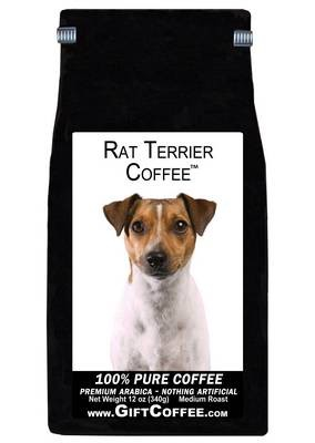 Rat Terrier Gift Coffee, 12 Ounce Bag of Gourmet Coffee