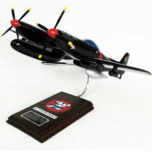 P/F-82G Twin Mustang Military Aircraft Model