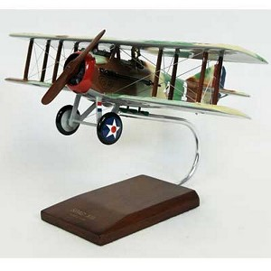 SPAD XIII Military Aircraft Model