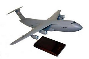C-5M Galaxy Military Aircraft Model