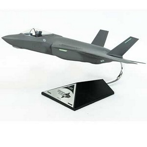 Conventional F35A USAF Military Aircraft Model