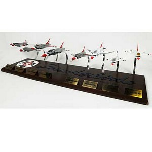 Thunderbirds Collection Military Aircraft Model