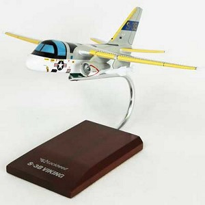 S-3B Viking Military Aircraft Model