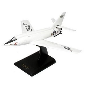 X-2 Starbuster Military Aircraft Model