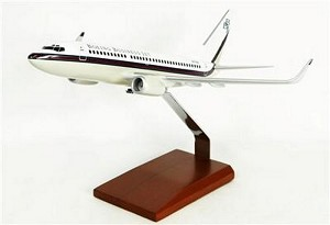 B737-700 Business Jet Civilian Aircraft Model