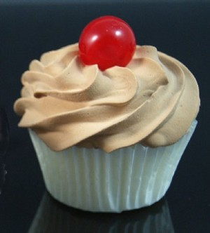 Fake Food Cupcake Chocolate