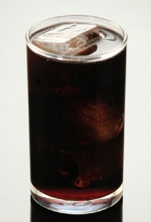Fake Food Small Cola With Ice
