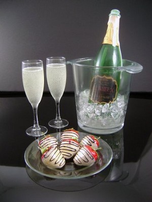 Fake Food Champagne Deluxe Assortment