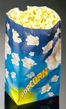 Fake Food bag of Popcorn