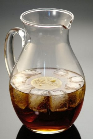 Fake Food Iced Tea Pitcher