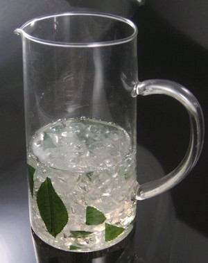 Fake Food Mojito Pitcher