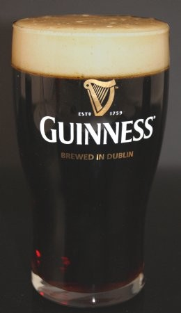 Fake Food Guinness Pint