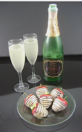 Fake Food Champagne Assortment