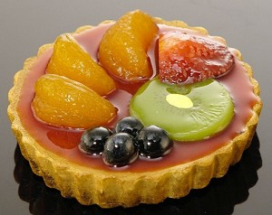 Fake Food Fruit Tart