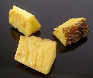 Fake Food Pineapple Chunk(pack of 3)
