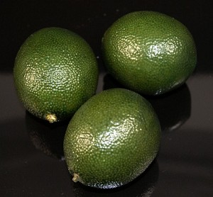 Fake Food Tahitian Limes (bag of 3)