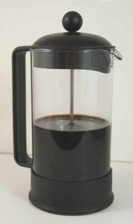 Fake Food French Press Coffee Pot