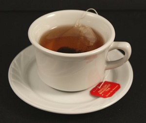 Fake Food Hot Tea - Fine Cup