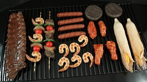 Fake Food Grill Assortment/large