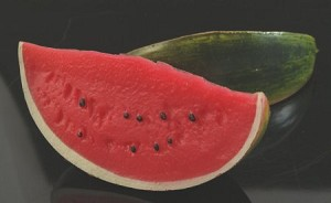 Fake Food Watermelon Wedge - One Piece