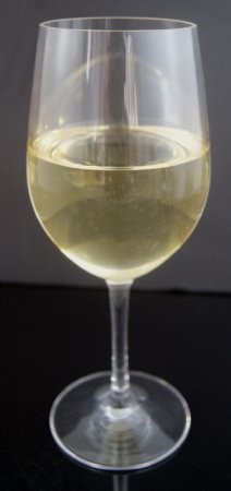 Fake Food Riesling Glass of White Wine