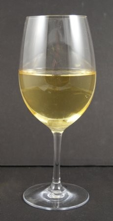 Fake Food Chardonnay Wine Glass