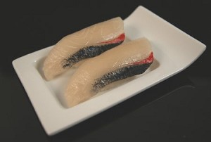 Fake Food Deluxe Yellowtail - {hamachi} Sushi (pack of 2)
