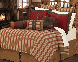 Rock Canyon Luxurious Western Comforter Bedding Set
