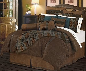 Del Rio Luxurious Western Comforter Bedding Set