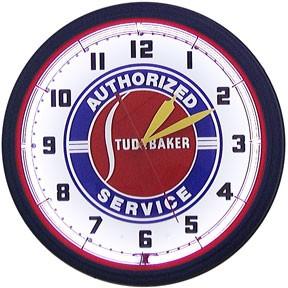 Studebaker Service Neon Clock #1: studebaker &maxx=300&maxy=0