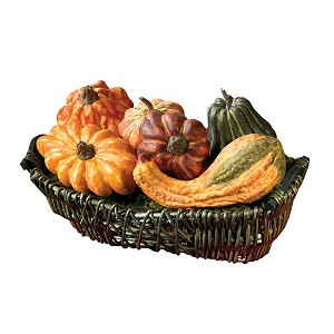 Large Gourd Assortment (Set Of 6)
