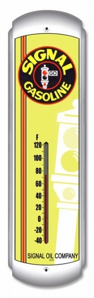 Signal Metal Thermometer