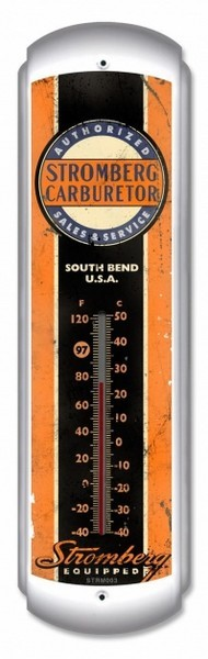 Stromberg Metal Thermometer